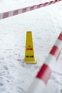 Rhode Island Slip and Fall Accidents on Ice