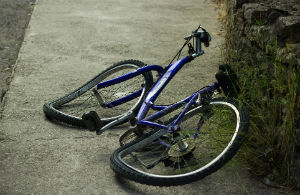 What to do after a bike accident in RI