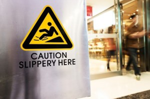 Slip & Fall  accidents liability claim