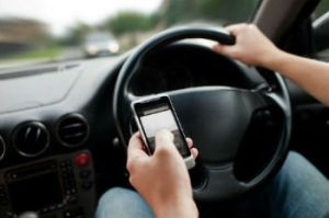 Distracted Driving Accidents RI