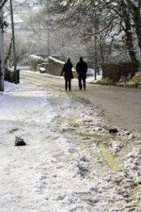 Slip and Fall Ice & Snow  Injuries