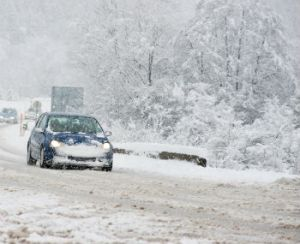 Icy Road & Snowstorm Accidents