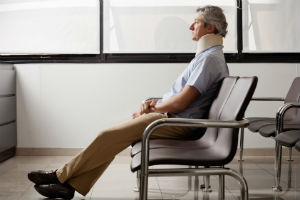 Whiplash Injury As Result from Car Accident